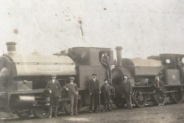 Exhall, nr Coventry. Engine, 'Enterprise'