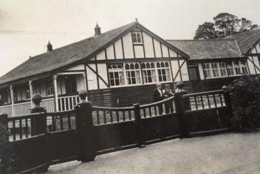 Exhall, nr Coventry. Colliery Social Club