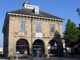 Market Hall, Warwick | Image courtesy of Heritage & Culture Warwickshire