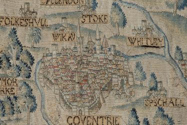 The Sheldon Tapestry: Coventry