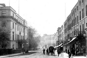 Then and Now: More Photos of the Regent Hotel