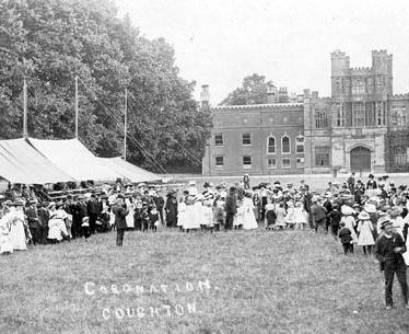 The Throckmorton Family of Coughton Court