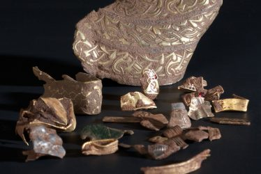 The Saxon Hoard of Archaeological Finds