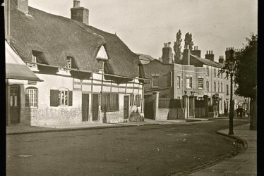 Old Photographs of the Rugby Area