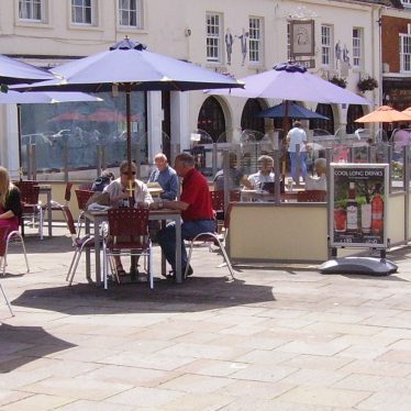 Warwick Market Square