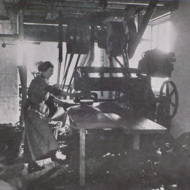 Women's War Work: HMSO September 1916