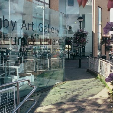 Rugby Art Gallery and Museum.