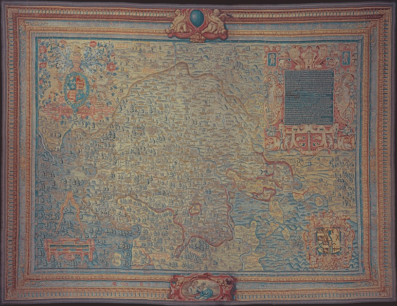 The Sheldon Tapestry | Photo courtesy of Warwickshire Museum Service