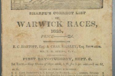 Warwick Racecourse