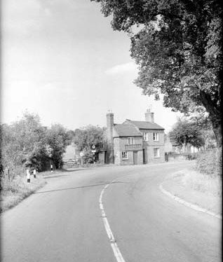 Then and Now: The Fosse Way Near Brinklow