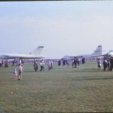 Gaydon at Home Day 1963. Vulcan, Valiant, Victor. | Photograph (c) Graham Richardson