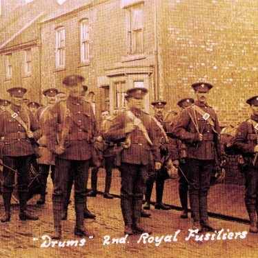 29th Division in World War One