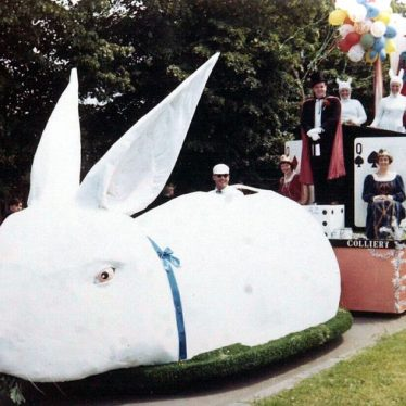 Photo from Nuneaton Carnival 1960s