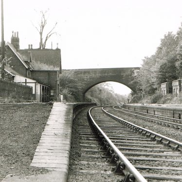 Photograph of Arley and Fillongley Station