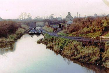 Coalpit Fields, Bedworth Canal Arm