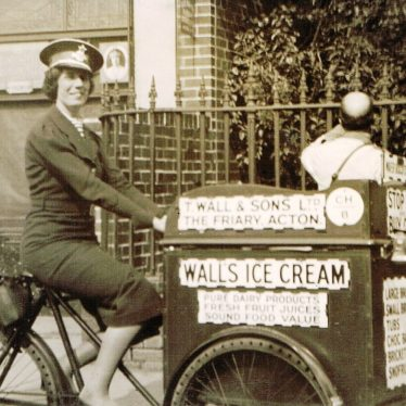 Photo of Ifra Lovett, Ice Cream Seller, from Bedworth