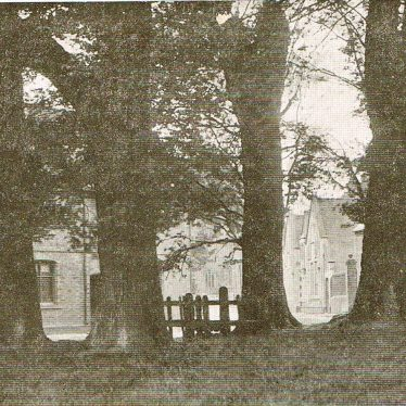Berkswell, the Stocks. | Peter Lee Collection
