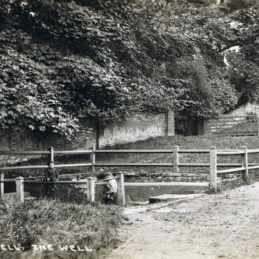 Berkswell, the Well. | Peter Lee Collection