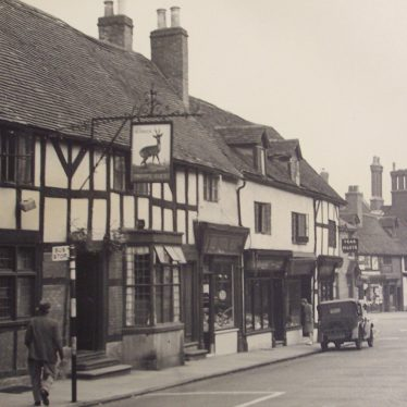 Then and Now: The Roebuck, Warwick