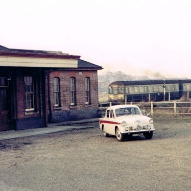 Photo of Bedworth Station
