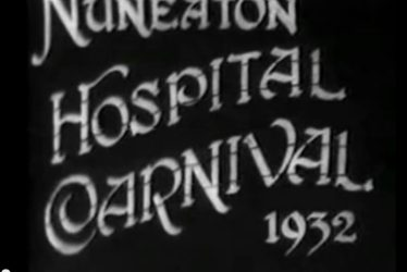 Video of Nuneaton Carnival 1932