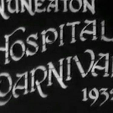 Video of Nuneaton Carnival 1932