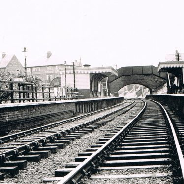 Photo of Chilvers Coton Railway Station