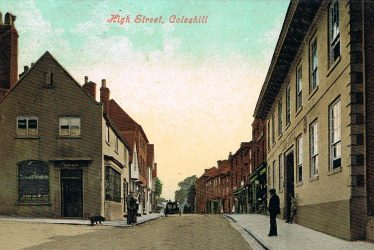 Photos of Old Coleshill