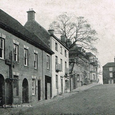 Church Hill, Coleshill | Picture courtesy of Peter Lee