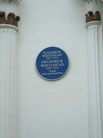 Leamington's Blue Plaque Scheme