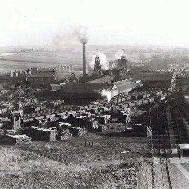 Haunchwood Colliery