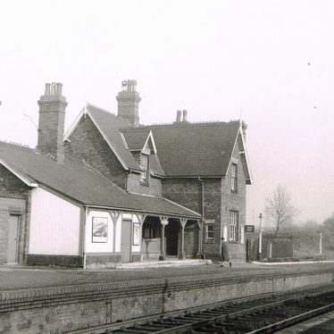 Photo of Stockingford Station