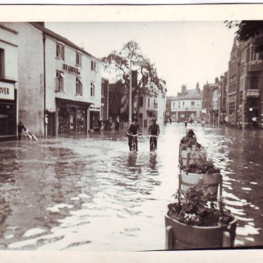 Nuneaton Floods