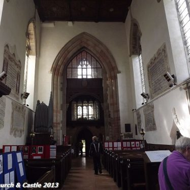 Astley Church | Photo courtesy of Nuneaton Memories