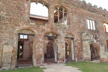 Photos of Astley Castle - the Ruins