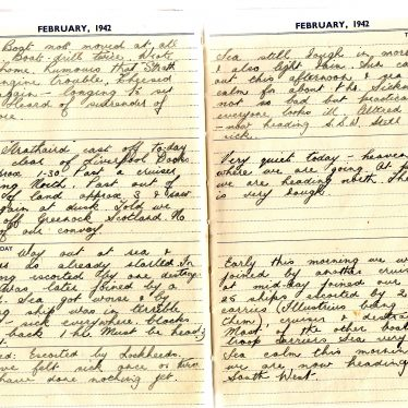 World War II Diary Extracts From a Nuneaton Soldier | Nuneaton Memories