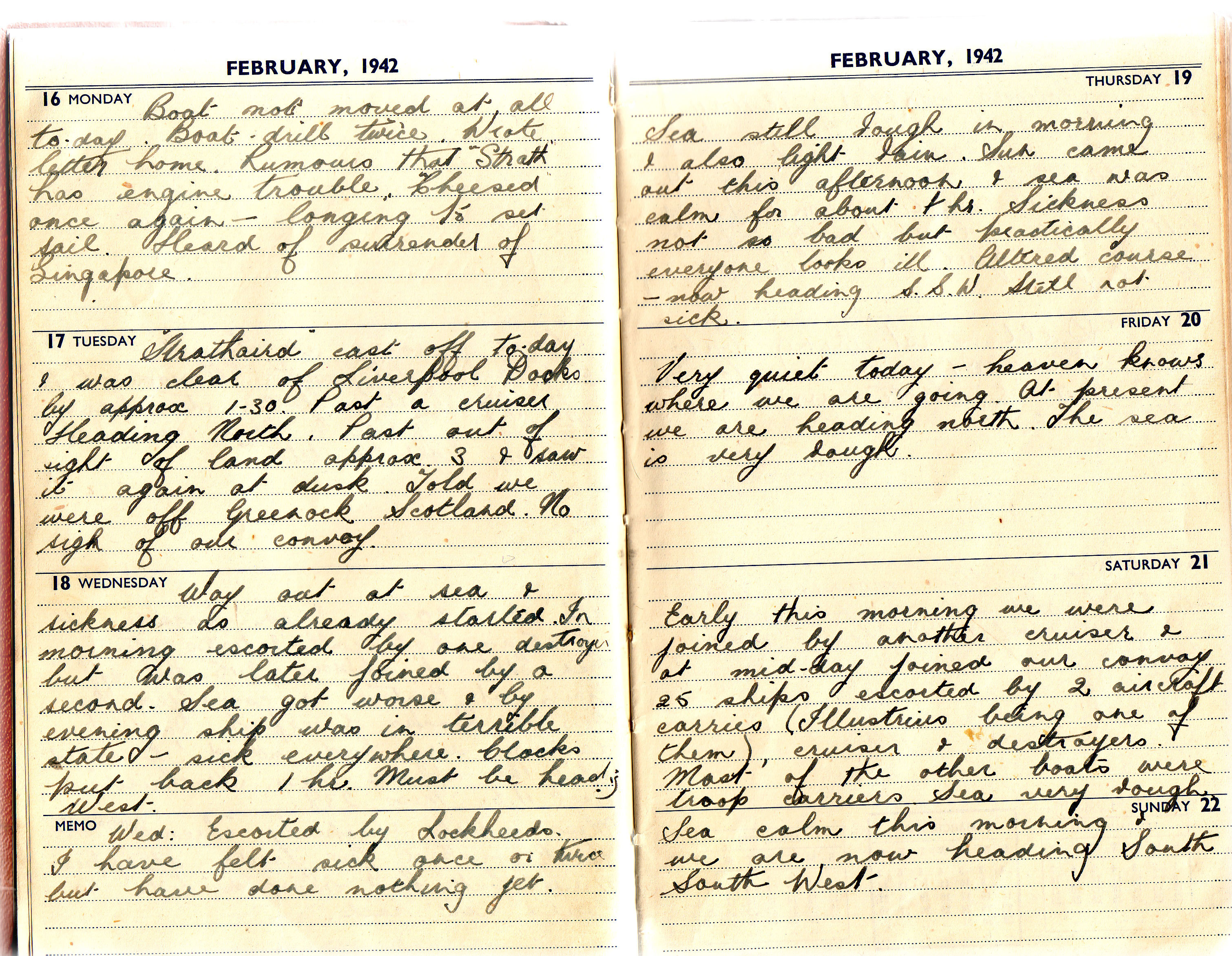 diary entries from world war 2 By 1918, roy's war weariness was evident from this diary entry: digging trenches  through forest god give me back the day joined this blood sucking unit who.