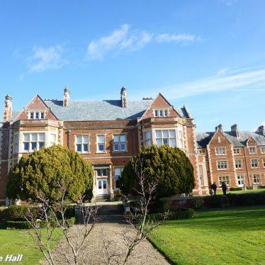 Caldecote Hall | Photo courtesy of Nuneaton Memories