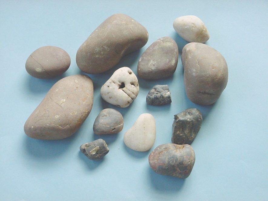 Warwickshire pebbles