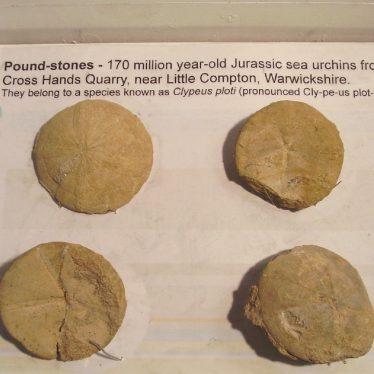 Warwickshire Pound-stones