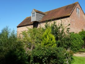 Charlecote Mill. | Reproduced by kind permission of Charlecote Mill.