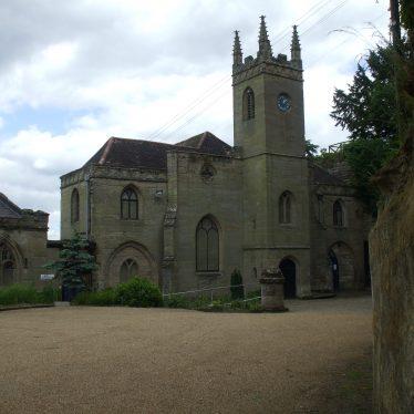 Chapel of St Mary Magdelene, 2014. | Photo by Benjamin Earl