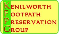 Kenilworth Footpath Preservation Group