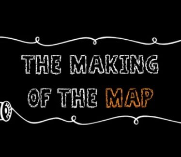 The Sheldon Tapestry - The Making of the Map
