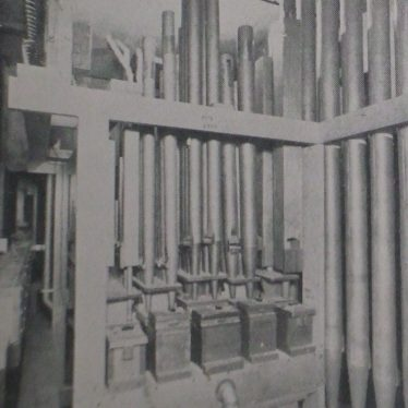 The Plaza Organ. | Warwickshire County Record Office reference CR2599/21