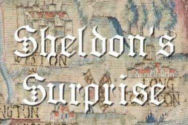 The Sheldon Tapestry - Sheldon's Surprise