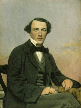 Tom in Australia in 1857. | Courtesy of Greg de Moore