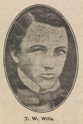 Tom when he left Rugby School in 1855. | Courtesy of Greg de Moore
