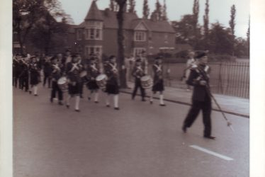 Photos of the Nuneaton Carnival, 1965