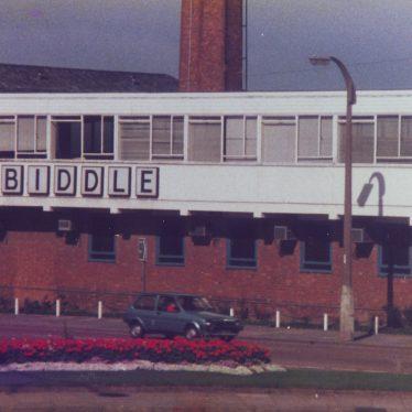 Biddles of Nuneaton | Image courtesy of Nuneaton Memories
